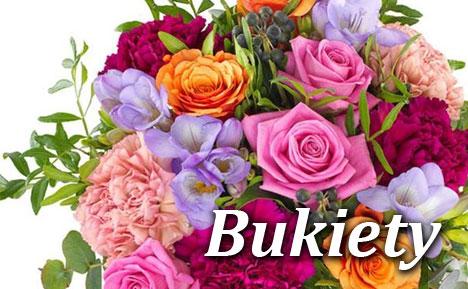 Kwiatowa niespodzianka Bukiety kwiatów z dostawą do domu cena Wyslij poczta lub kurier