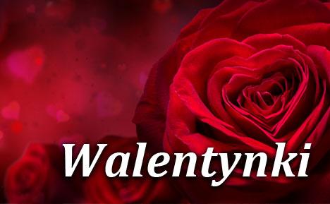 Kwiaty na Walentynki- Poczta czy Kurier Wybierz kwiatową niespodziankę
